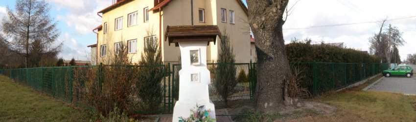 Kapliczka na ul. Zamoyskiego w Ożarowie Mazowieckim