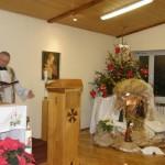 Nieszpory w wigilię Bożego Narodzenia