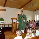homilia na Mszy Świętej