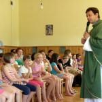 kazanie na Mszy świętej