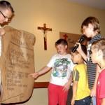 recepta na modlitwę - prezentacja pracy grupowej