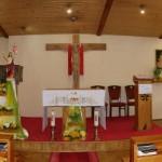 kaplica w domu rekolekcyjnym wielkanoc 2013