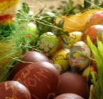 jajka w koszyczku