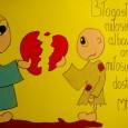 Rekolekcje dla dzieci prowadzi ks. Mariusz Szykuła CPPS. Temat: Błogosławieni miłosierni, albowiem oni miłosierdzia dostąpią. (Mt 5,7) Misteria przedstawiane przez dzieci.