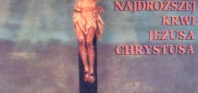 """Od wielu lat na rynku wydawniczym w Polsce istnieje książka pt. """"Armia Najdroższej Krwi Jezusa Chrystusa"""". Dlaczego jako Misjonarze Krwi Chrystusa i Wspólnota Krwi Chrystusa zauważamy tę pozycję i odnosimy […]"""
