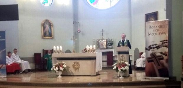 Niedziela Misyjna wparafii pw. Bożej Opatrzności wEłku, której przewodniczył ks. Bogusław Witkowski CPPS, zpomocą Wspólnoty Krwi Chrystusa, która między innymi dawała świadectwa.  Podobne strony: Niedziela misyjna wSiedlcach Niedziela Misyjna […]