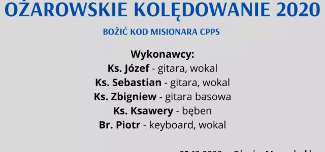 Tutaj można obejrzeć nasze bożonarodzeniowe kolędowanie wjęzyku polskim ichorwackim.