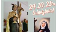 Serdecznie zapraszamy na Uroczystość Odpustową ku czci św. Kaspra del Bufalo, która odbędzie się wniedzielę, 24 października br. w naszym Domu Misyjnym wOżarowie Mazowieckim. Szczególnym wydarzeniem tego dnia będzie wprowadzenie […]