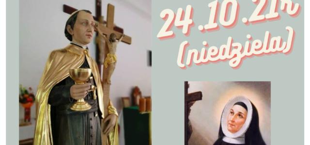 Serdecznie zapraszamy na Uroczystość Odpustową ku czci św. Kaspra del Bufalo, która odbędzie się wniedzielę, 24 października br. w naszym Domu Misyjnym wOżarowie Mazowieckim. W oczekiwaniu na Wasze przybycie Misjonarze […]